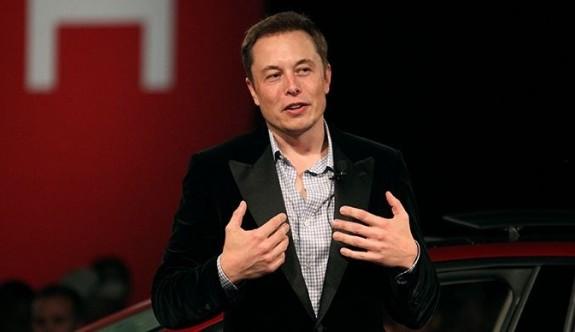 Elon Musk'tam Tesla kumarı