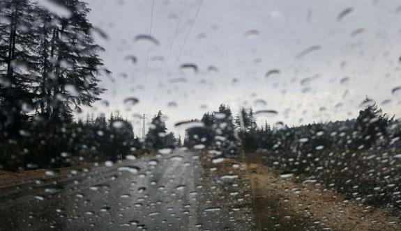 En çok yağış Sipahi'ye