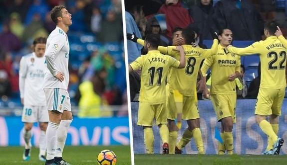 Enesli Villarreal, Real'i deplasmanda yıktı