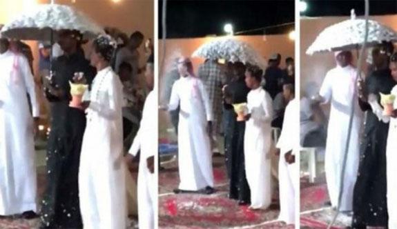 Eşcinsel düğüne katılan herkes tutuklandı