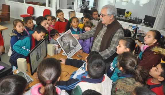 Eşref Bitlis İlkokulu'ndan anlamlı ziyaret