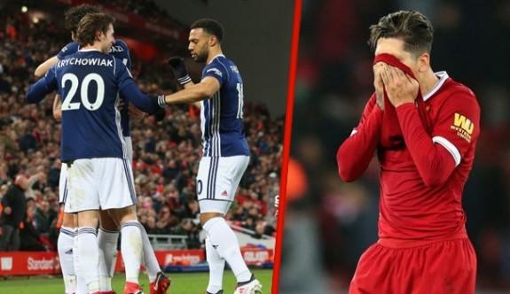 FA Cup'ta büyük sürpriz