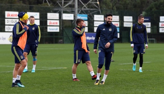 Fenerbahçe kupa maçına hazır