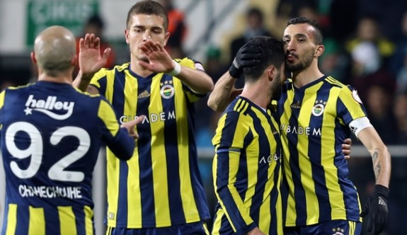 Fenerbahçe son saniyede kazandı