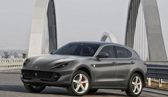 Ferrari de SUV sınıfına girmeye hazırlanıyor