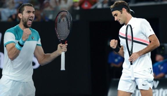 Finalin adı Cilic-Federer
