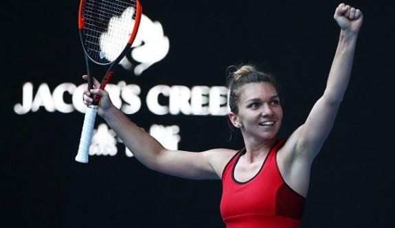 Finalin adı: Halep - Wozniacki