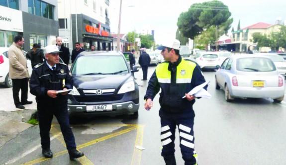 Geçen hafta 417 rapor 55 kaza ve bir ölüm meydana geldi.