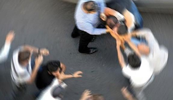 Gemikonağı'nda yine öğrenci kavgası