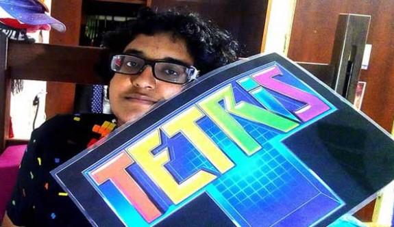 Genç kız Tetris ile evlenmek istiyor