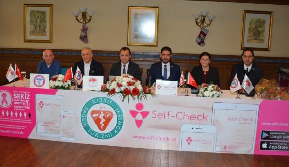 Göğüs kanserine erken tanı sunan Self Check cihazı ülkemizde