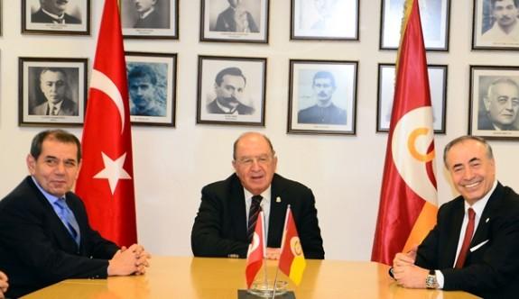 G.Saray'da yönetim devir teslimi yapıldı