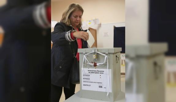 Güney başkanlık seçimi için sandık başında