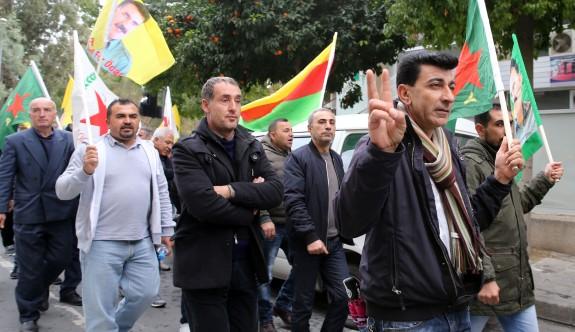 Güney'deki Kürtler, Türkiye'nin Afrin operasyonunu protesto etti