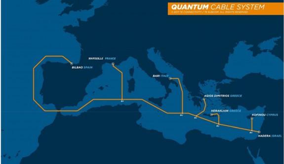 Güney'den Fiber Optik kablo anlaşması