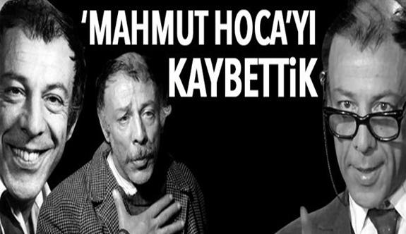 Hababam Sınıfı'nın Mahmut Hocası Münir Özkul hayatını kaybetti