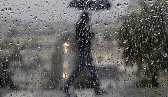 Hafta sonu  yağmurlu geçecek
