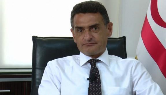 """""""Halk UBP'yi birinci parti yaparak önemli bir görev verdi"""""""