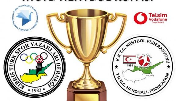 Hentbolda KTSYD Kupası düzenlenecek