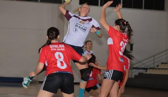 Hentbolda KTSYD Kupası heyecanı başladı