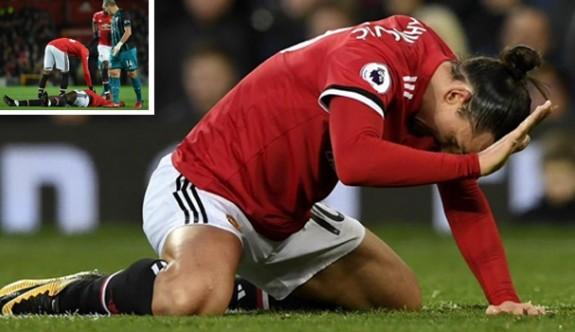 Ibrahimovic 1 ay, Lukaku 2 maç yok