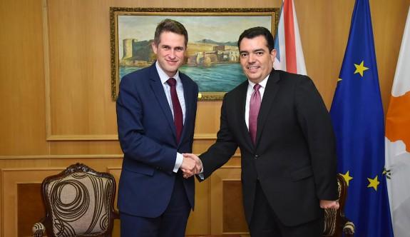 """""""İngiltere ile Güney Kıbrıs arasında işbirliği sürecek"""""""