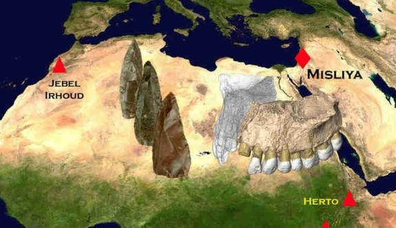 İnsanlık tarihini yeniden yazacak keşif