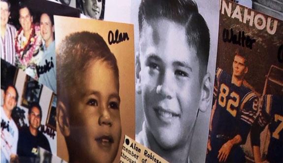 Kayıp kardeşi 60 yıllık dostu çıktı