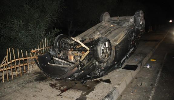 Kaza yapıp kaçan sürücü tutuklandı