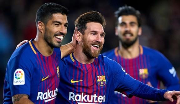 Kral Kupası'nda Barcelona rüzgarı