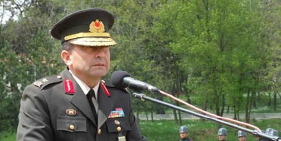 KTBK eski komutanı Bozkurt FETÖ'den tutuklandı