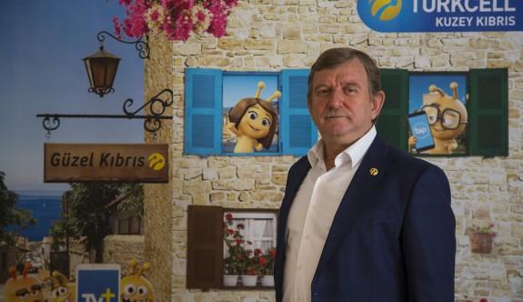 """""""Kuzey Kıbrıs Turkcell olarak işimize, müşterilerimize,ülkemize gönülden bağlıyız"""""""