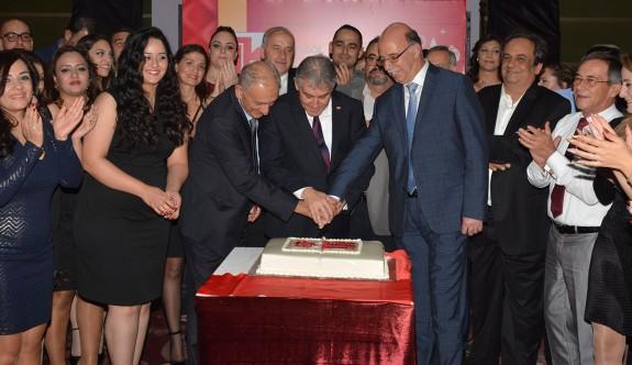 Limasol Bankası'ndan 2018'e coşkulu karşılama