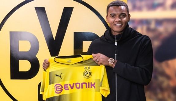 Manuel Akanji Dortmund'da