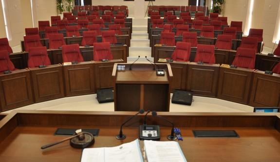 Meclis'in yarınki toplantı gündemi başkanlık divanı seçimi