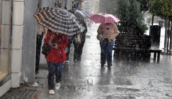 Meteoroloji, etkili yağışlar konusunda uyardı