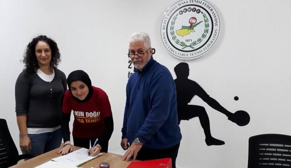 Mısırlı Al Zahra Aly, YDÜ'de