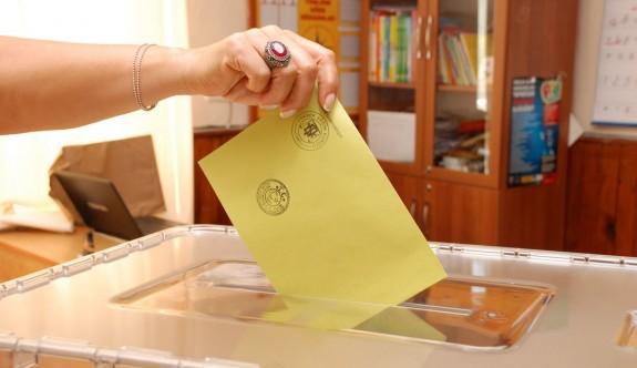 Oy verme süreci başladı