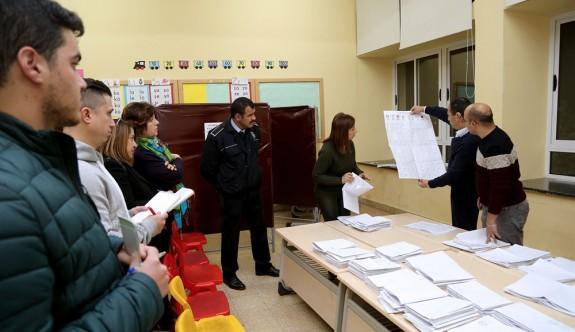 Partilerin çıkardığı milletvekili sayıları kesinleşti