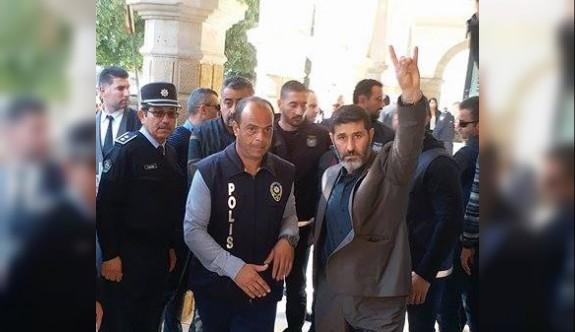 Polis teminat istedi, yargı cezaevine gönderdi
