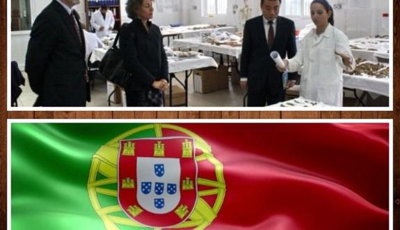 Portekiz'den Kayıp Şahıslar Komitesi'ne 15 bin Euro yardım