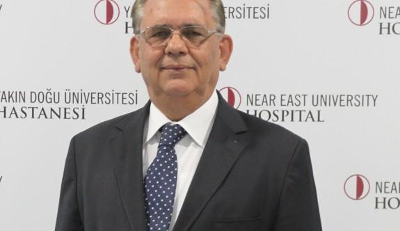 Prof. Dr. Erişir, YDÜ Hastanesi Kulak Burun Boğaz Anabilim Dalı Başkanı oldu