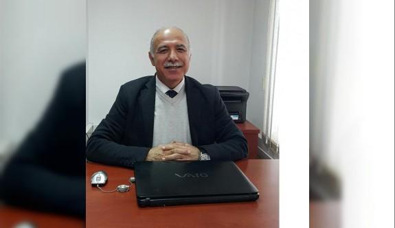 Prof. Dr. Hasan Kömürcügil'in gururlandıran başarısı