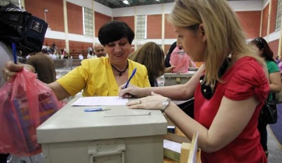 Rum başkanlık seçiminde 11 bin 683 yurtdışı seçmen oy kullanacak