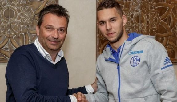 Schalke 04, Pjaca'yı kiraladı