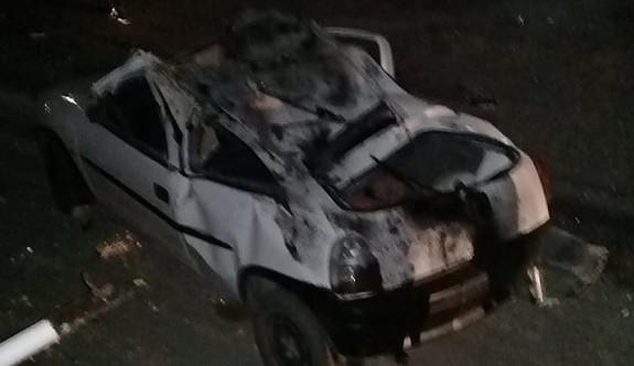 Son dakika: Mağusa'da korkunç kaza