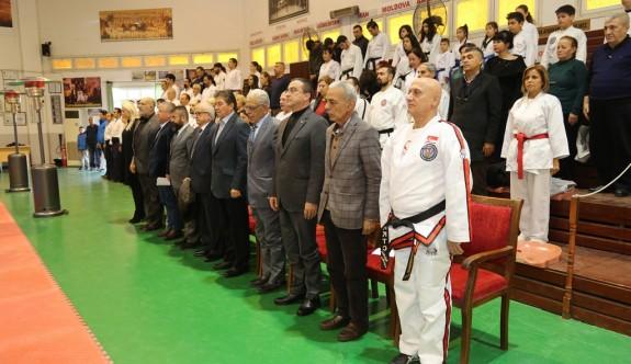 Taekwondo Federasyonu genel kurulu gerçekleştirdi