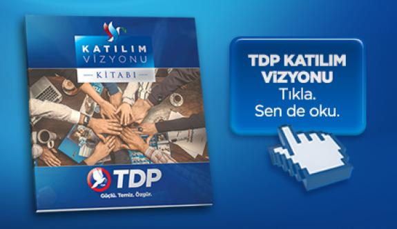 TDP'den Görme engelliler için sesli kitap