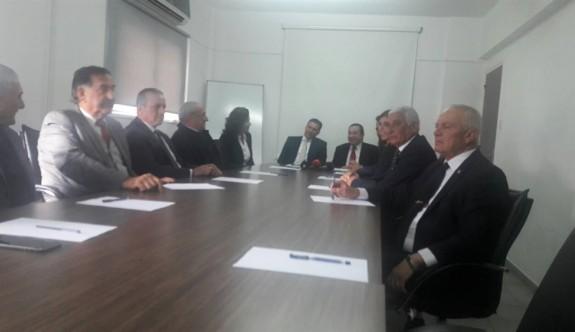 UBP - DP görüşmesinden koalisyon sinyali çıktı