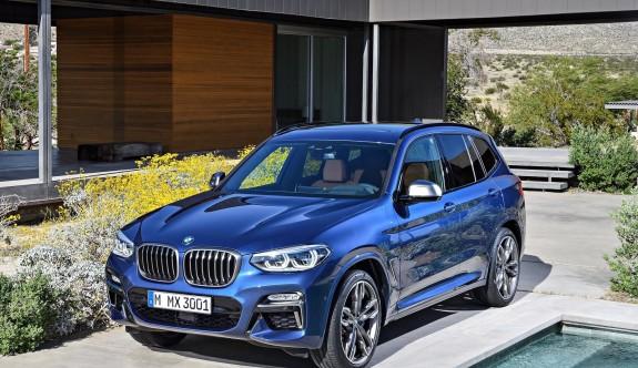 Yeni BMW x3, Çangar Motors'da